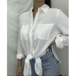 Fast Fashion - White Shirt