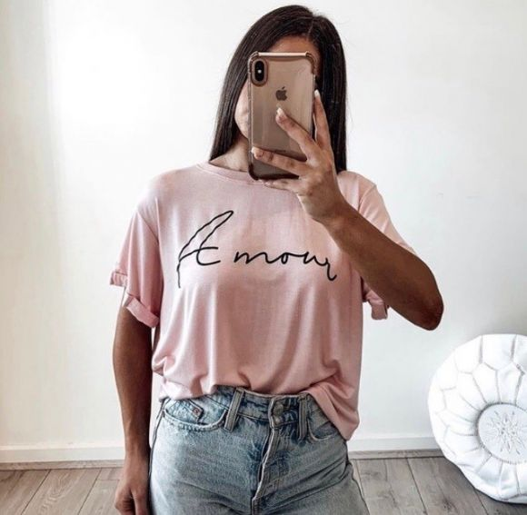Bagira The Label - Amour Tee